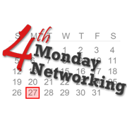 4th Monday Networking- October 23, 2017