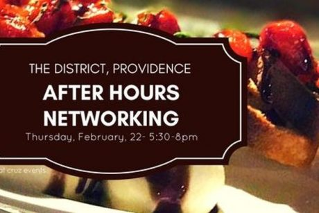 After Hours Networking at The District Providence - Thurs Feb 22