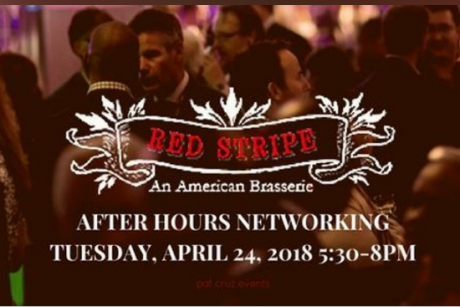 After Hours Networking at Red Stripe Providence Tuesday, April 24th