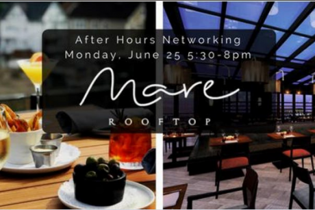 After Hours Networking at MARE Rooftop, Providence Monday June 25