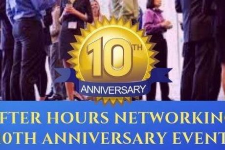 After Hours Networking 10th Anniversary Event
