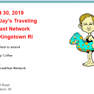 Uncle Jay's Traveling Breakfast Network @North Kingstown RI
