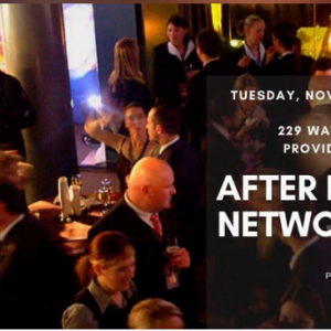 After Hours Networking at Mare Rooftop - November 26, 2019