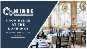 Network After Work Providence at The Dorrance