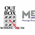 April's Out of the Box Networking Social