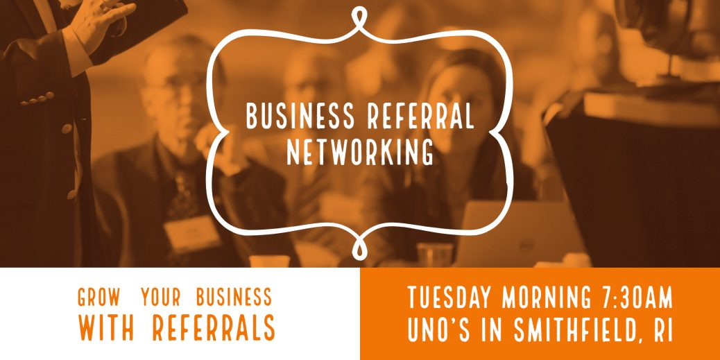 Tuesday Mornings Business Referrals & Mastermind Group