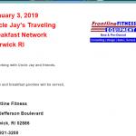 Uncle Jay's Traveling Breakfast Network at Warwick RI