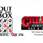 January's Out of the Box Networking Social
