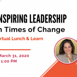 Webinar: Inspiring Leadership in Times of Change