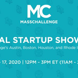 MassChallenge Virtual Startup Showcase 2020
