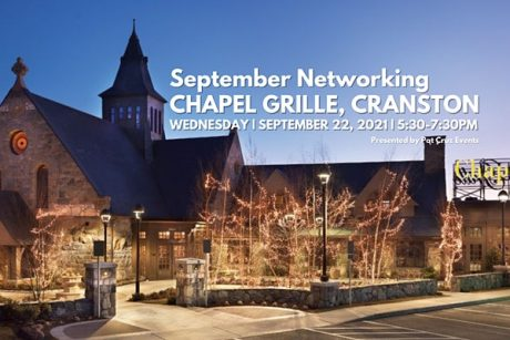 September Networking at Chapel Grille by Pat Cruz Events