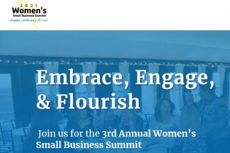 2021 Women's Small Business Summit